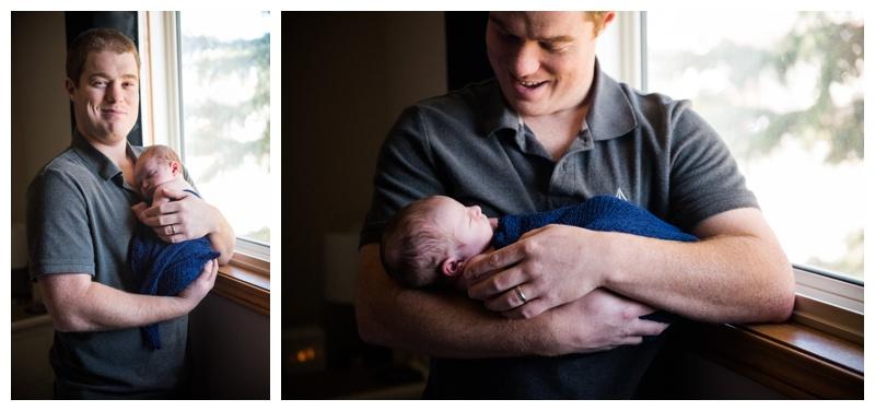 Cochrane Newborn Photography