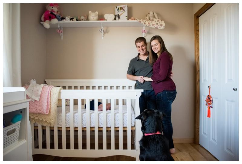 At Home Newborn Photography Cochrane