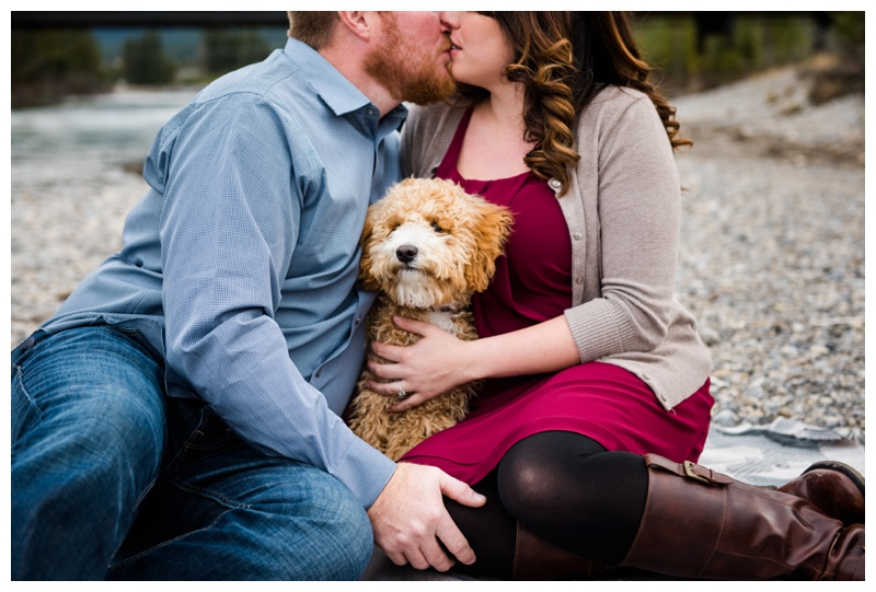 Engagement Photography With Dogs