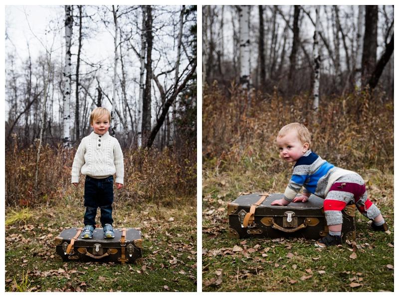 Calgary Alberta Family Photos