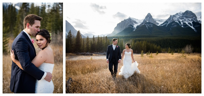 Rocky Mountain Wedding Photography Canmore