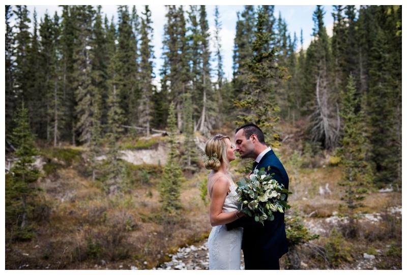 Silvertip Resort Wedding Canmore