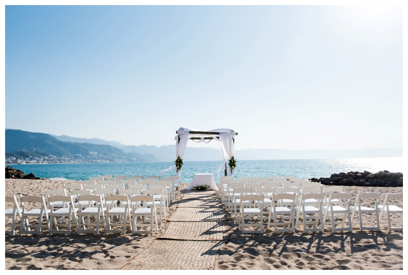 Fiesta Americana Puerto Vallarta Beach Wedding