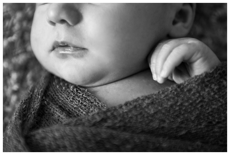 Airdrie Lifestyle Newborn Photography