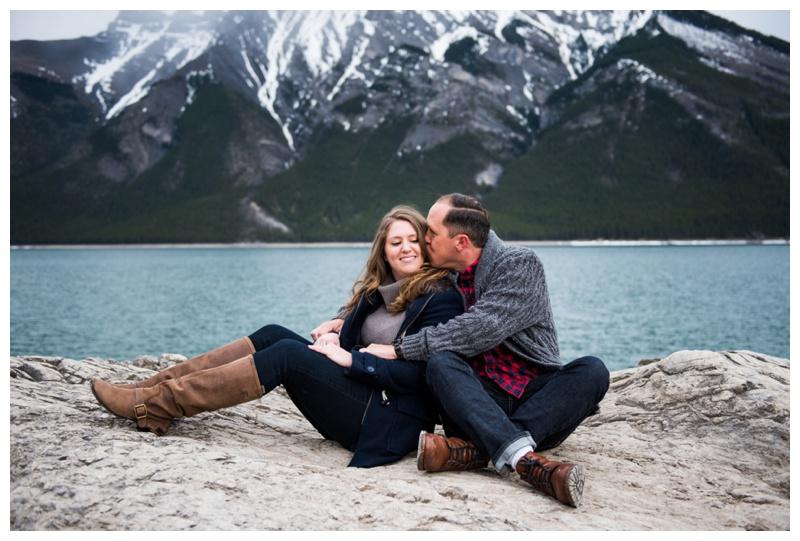 Banff Engagement Photographer