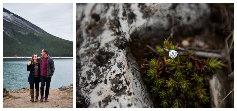 Engagement Photographer Banff Alberta