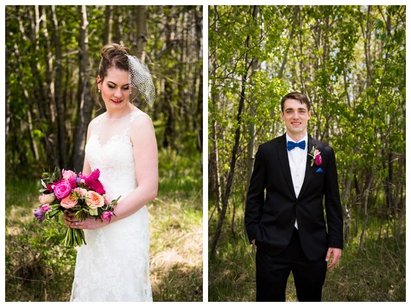 Nosehill Park Wedding Photography