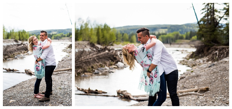 Calgary Engagement Photographers