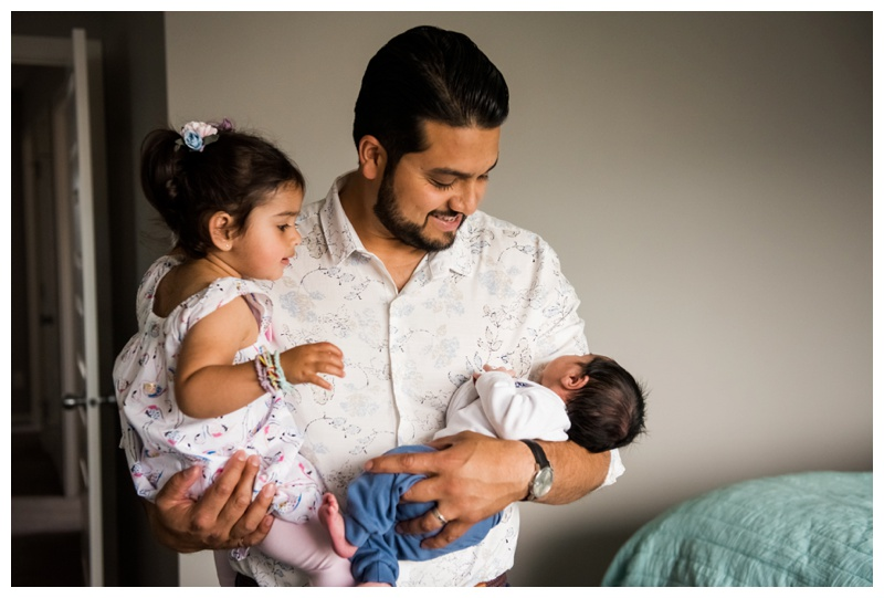 Chestermere At Home Newborn Photography