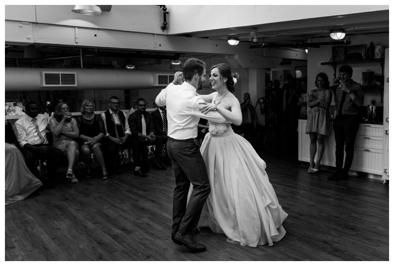 Wedding Reception - Rodney's Oyster House