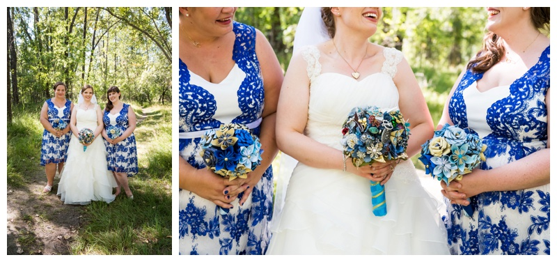 Bridesmaid Photography Calary