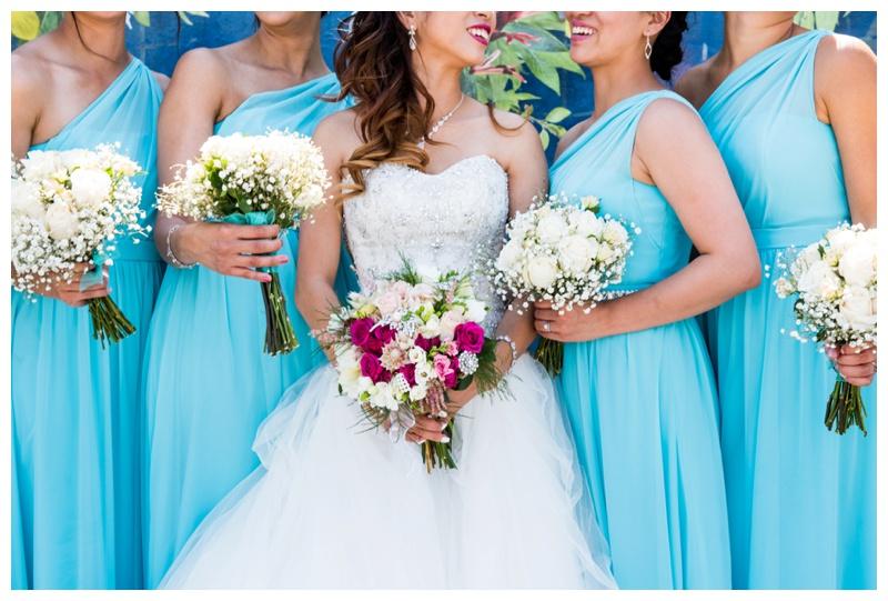 Calgary Downtown Wedding Photography -Confetti Florist Calgary