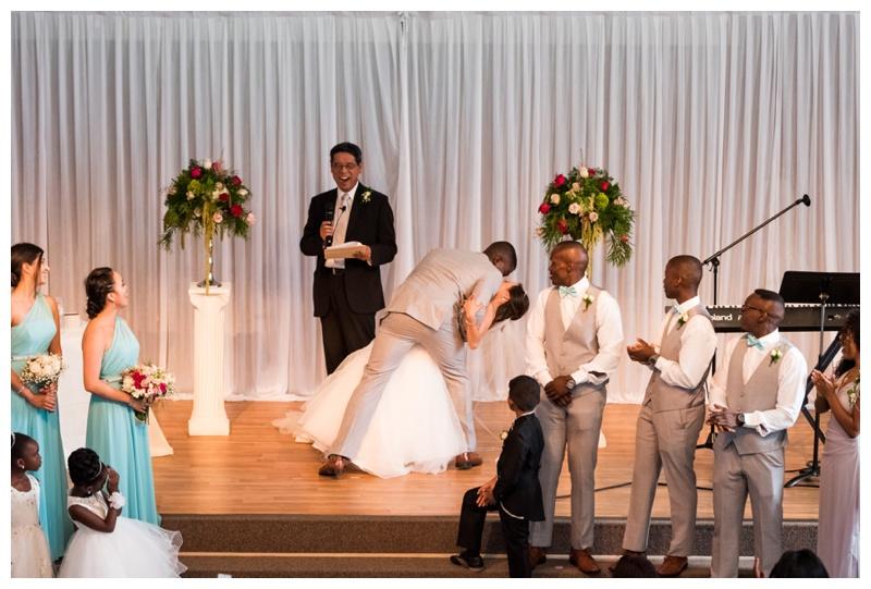 Calgary The Church of Immanuel Wedding