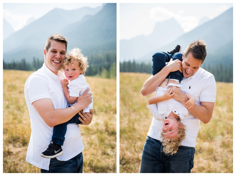 Canmore Family Photography - Quarry Lake