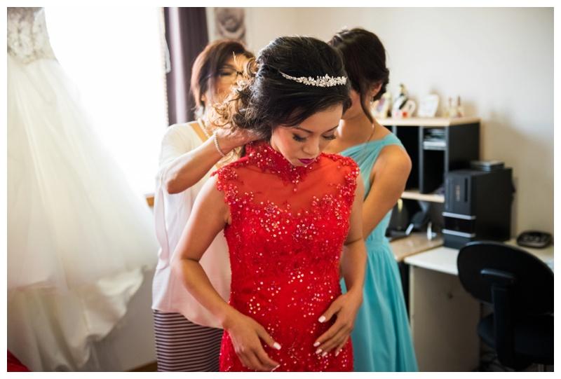 Chinese Wedding Photography Calgary