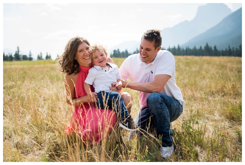 Family Photography Canmore