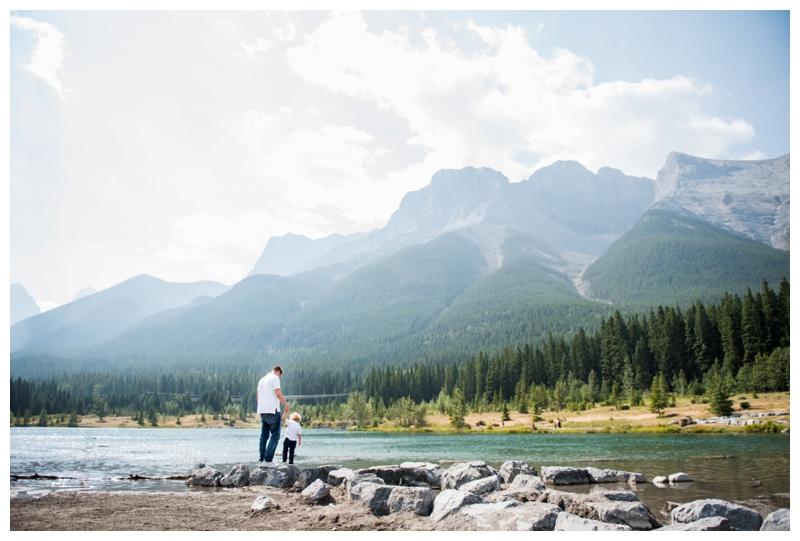 Quarry Lake Canmore Alberta