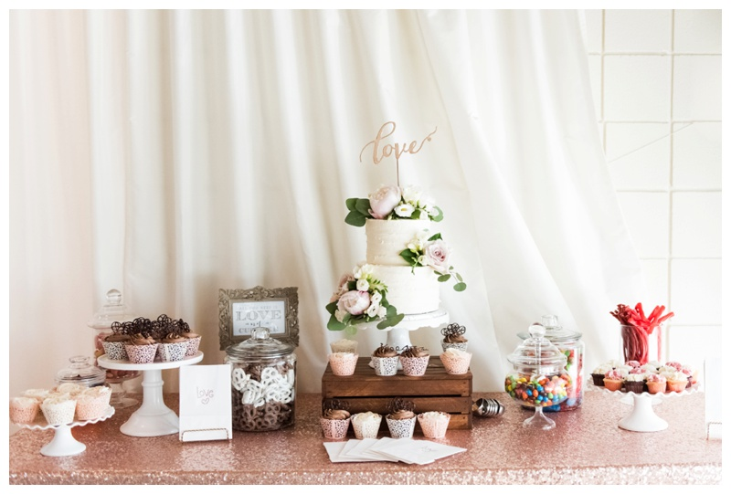Wedding Cake Placement In Your Reception