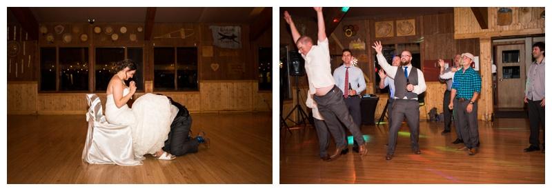 Wedding Reception Photography - Camp Chief Hector