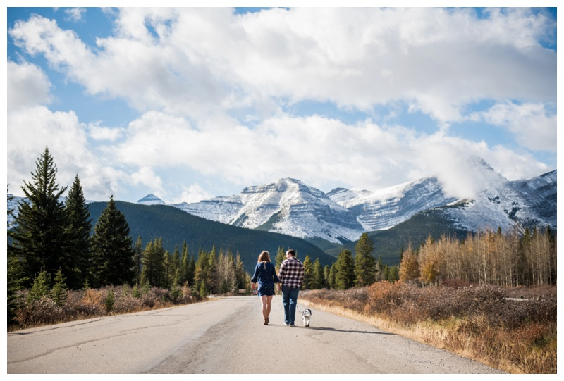Canmore Alberta Engagement Photographer