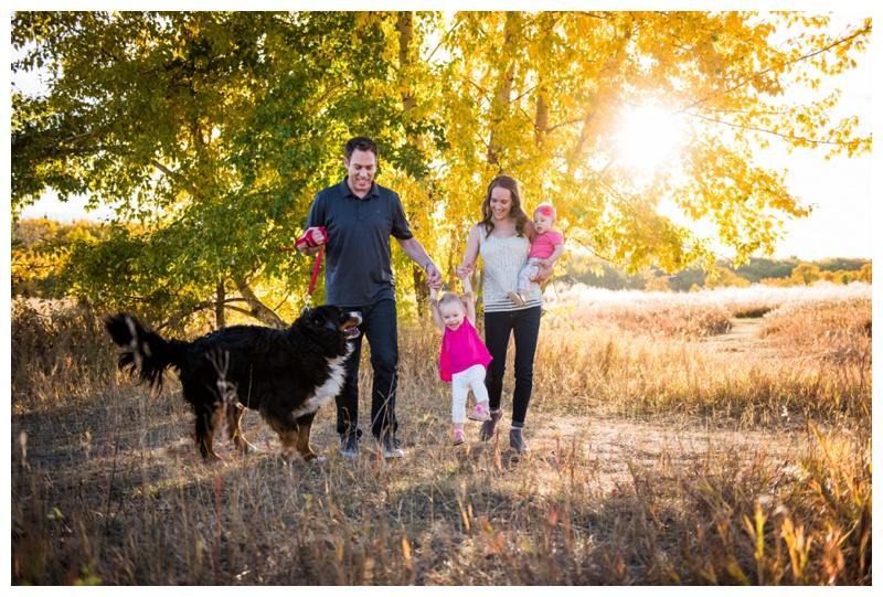 Fish Creek Park Family Photos Calgary