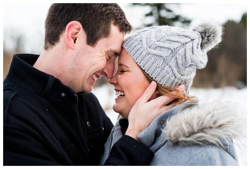 Cochrane Couple Photographer - Big Hill Springs Park