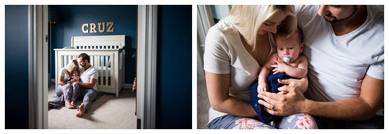 In Home Newborn Photographer Calgary