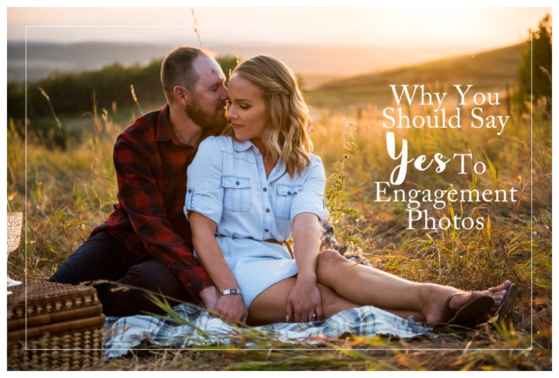 Why Engagement Photos Are a Must