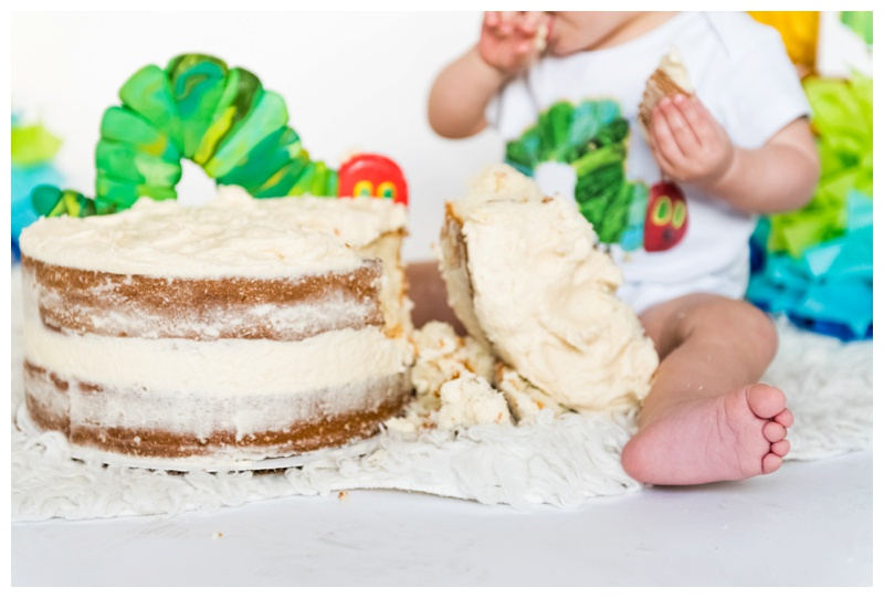 Cake Smash Photos Calgary Alberta