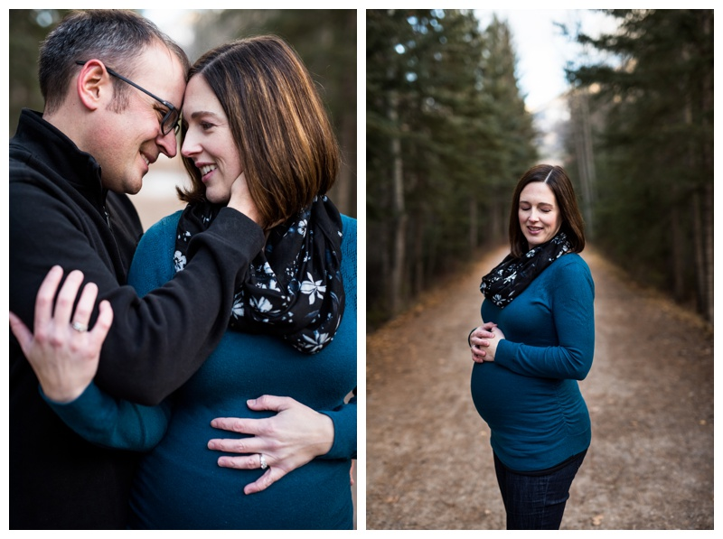 Canmore Maternity Photos - Canmore Maternity Photographer