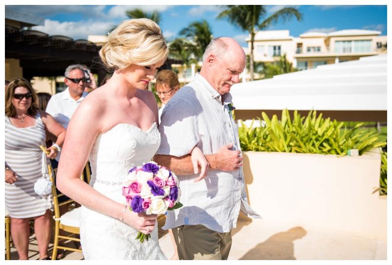 Destination Wedding Ceremony- Now Jade Resort
