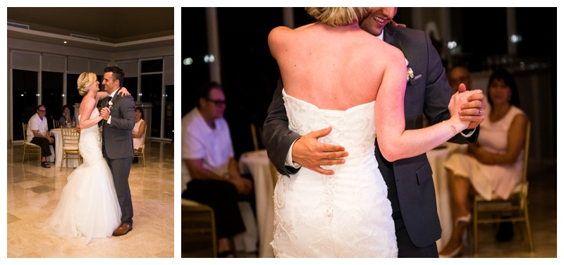 First Dance Wedding Photography - Now Jade Resort Cancun