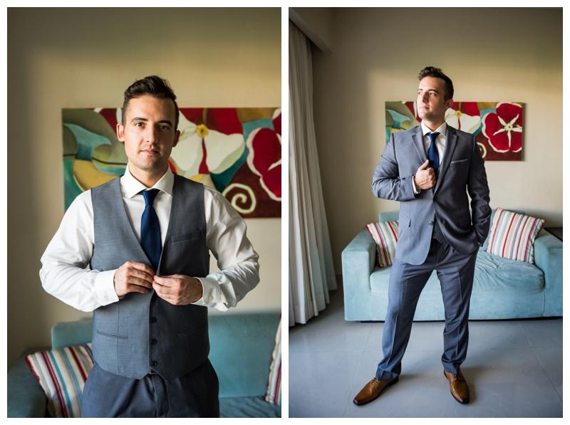 Groom Wedding Photography - Calgary Alberta