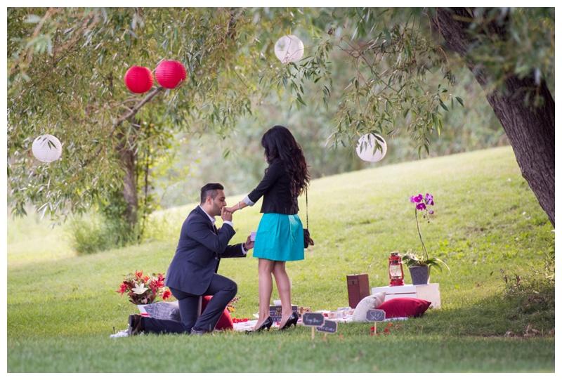 Wedding Proposal Photographer Calgary