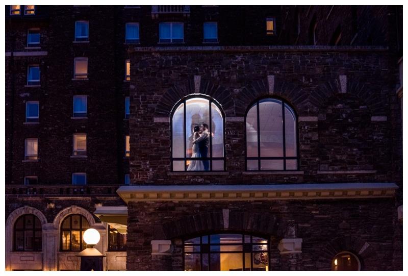 Banff Spring Resort Wedding Photography
