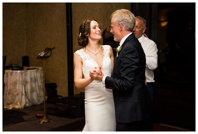 Father Daughter Wedding Dance - Banff Alberta