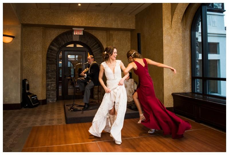 Reception Photos - Banff Springs Hotel Wedding