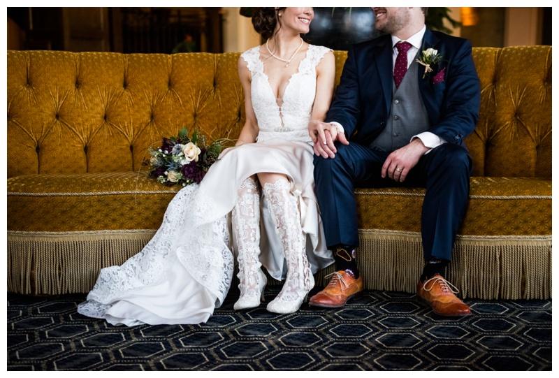 Wedding Photographer - Banff Springs