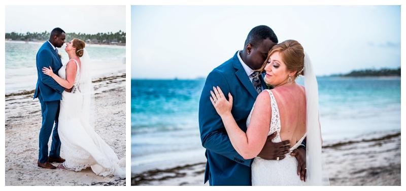 Beach Portraits -Destination Wedding Photography Dominicain Republic