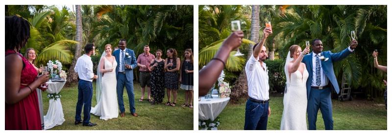 Cocktail Hour -Destination Wedding Photography Dominicain Republic