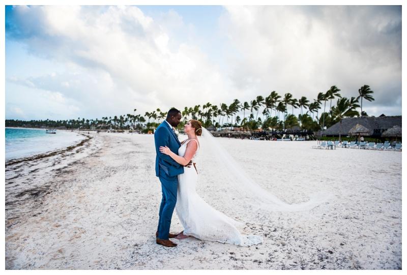 Now Larimar Destination Wedding- Bride & Groom Wedding Portrait