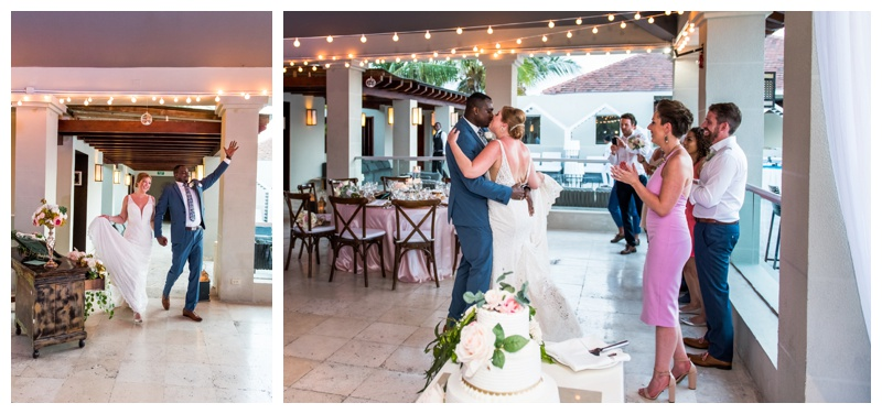 Now Larimar Destination Wedding- Reception Photography