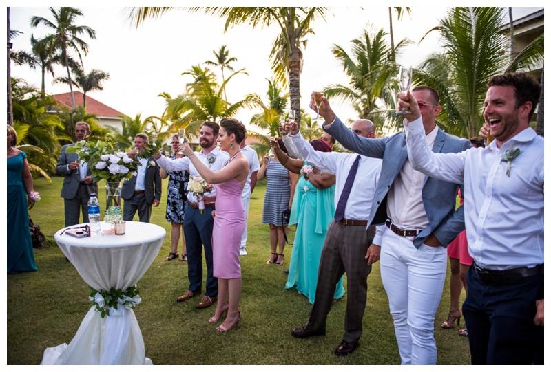 Wedding Ceremony -Destination Wedding Photographer Dominicain Republic