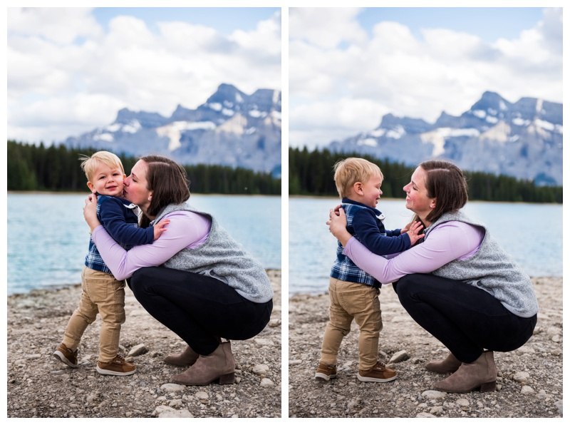 Family Photos Banff Alberta