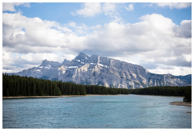 Two Jack Lake Banff Alberta