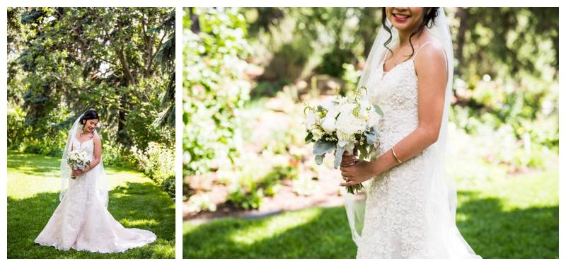 Calgary Bridal Portraits - Calgary Wedding Photographer