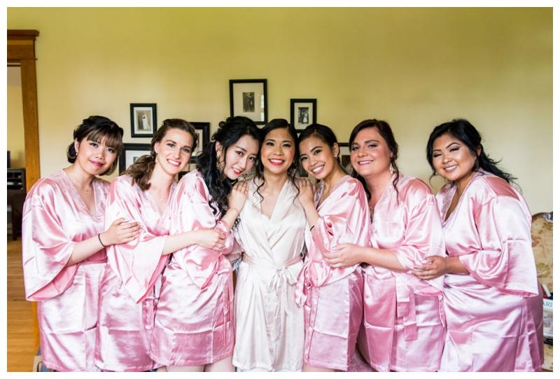 Calgary Bridesmaid Photography - Bridal Prep