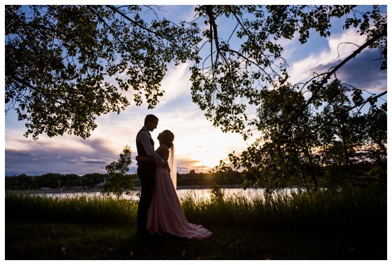 Heritage Park Wedding Reception Calgary