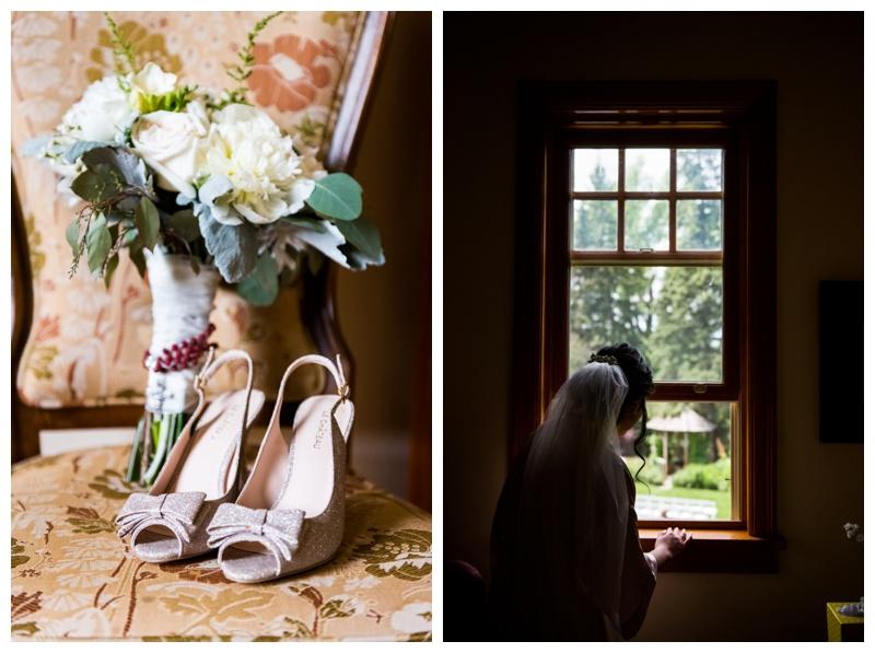 Reader Rock Garden Calgary - Bridal Prep