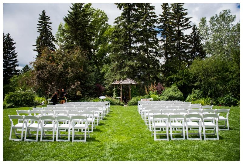 Reader Rock Garden Wedding Calgary Alberta